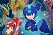 Mega Man Joins Forces With Nintendo's Mobile Game Dragalia Lost