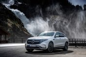 Mercedes prices its all-electric EQC SUV at $67,900