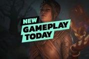 New Gameplay Today – Diablo IV's Sorceress