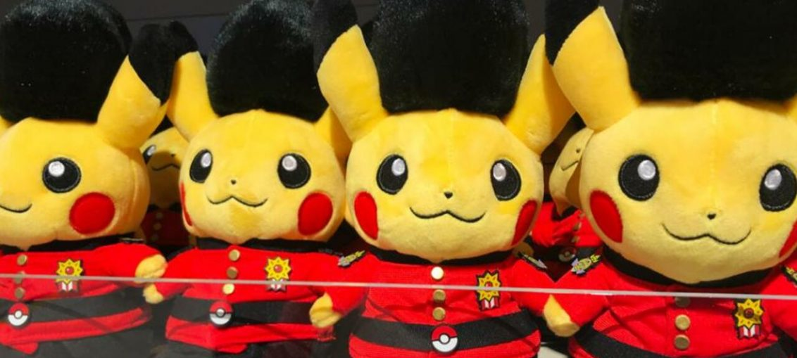 Pokémon Center London Calls In New Pikachu Plush As Items Start To Permanently Sell Out