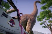Rewriting Prehistory With Return To Jurassic Park