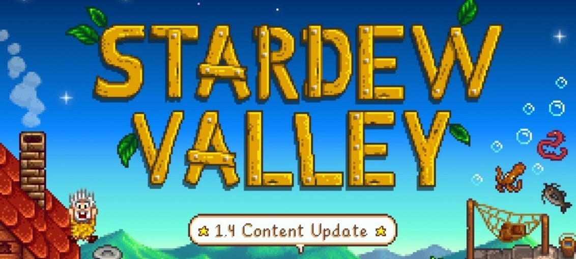 Stardew Valley's 1.4 Update Expected To Arrive On Consoles Next Month