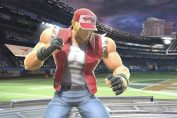Terry Bogard Will Be Available In Super Smash Bros. Ultimate Today