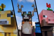 X019: Celebrate Minecraft Earth Rollout in Real Life in NYC, London and Sydney This Month