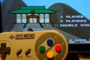 Yo-Yo Shuriken Is A Brand New Action Game That's Just Released For The SNES