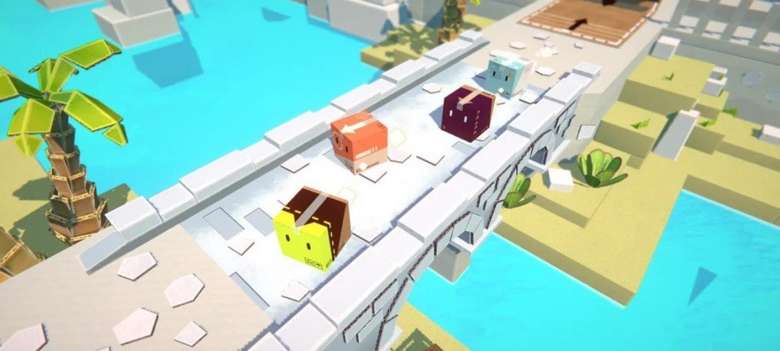 Cute Co-Op Platformer Pile Up! Secures 2020 Switch Release