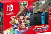 Deals: Get A Switch And Mario Kart 8 Deluxe For £279.99, While Stocks Last (UK)