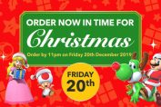 Deals: Official Nintendo UK Store - Last Chance For Next-Day Delivery For Christmas 2019