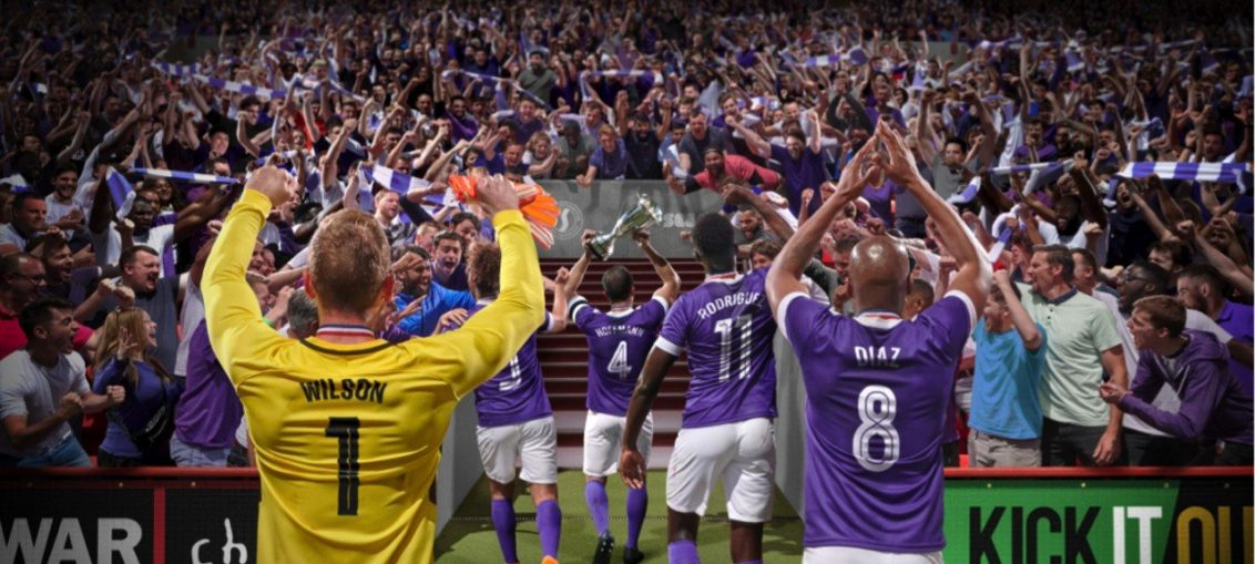 Football Manager 2020 Touch Kicks Off On Switch Next Week