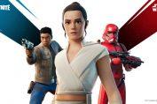 Fortnite gets lightsabers, courtesy of 'Star Wars: The Rise of Skywalker' promo