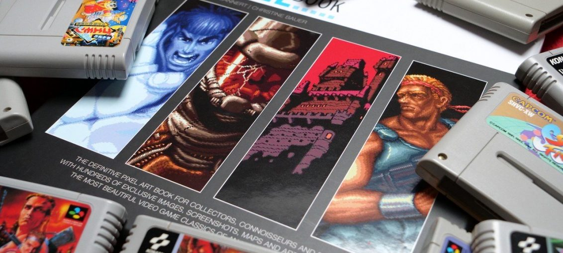 Gallery: This Gorgeous SNES Pixel Art Book Will Make The Perfect Christmas Gift