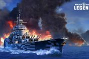 Holidays are Here in World of Warships: Legends
