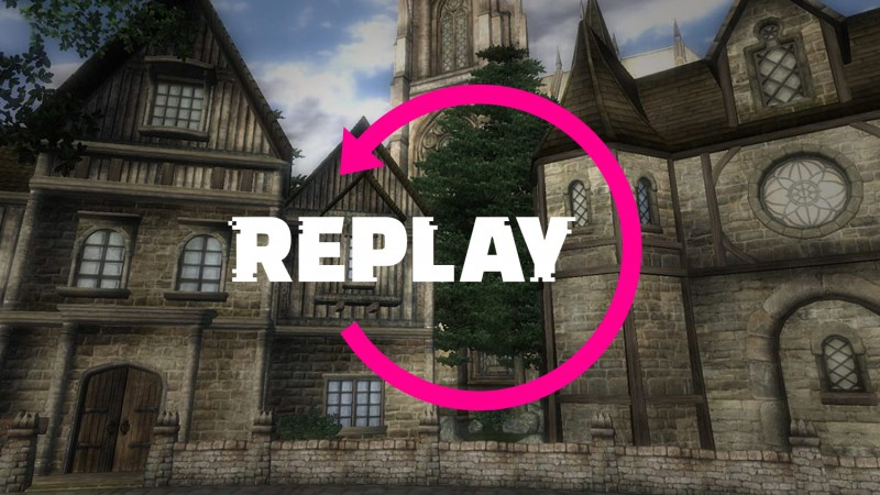 Replay – The Elder Scrolls IV: Oblivion