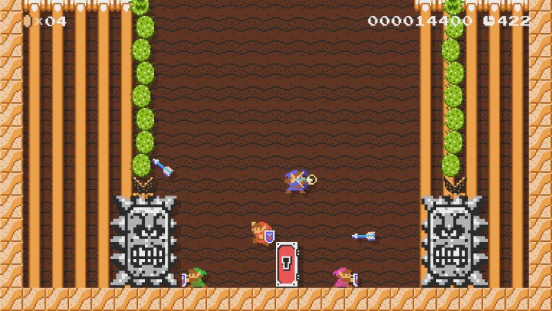 Super Mario Maker 2 Adds Link As A Playable Character
