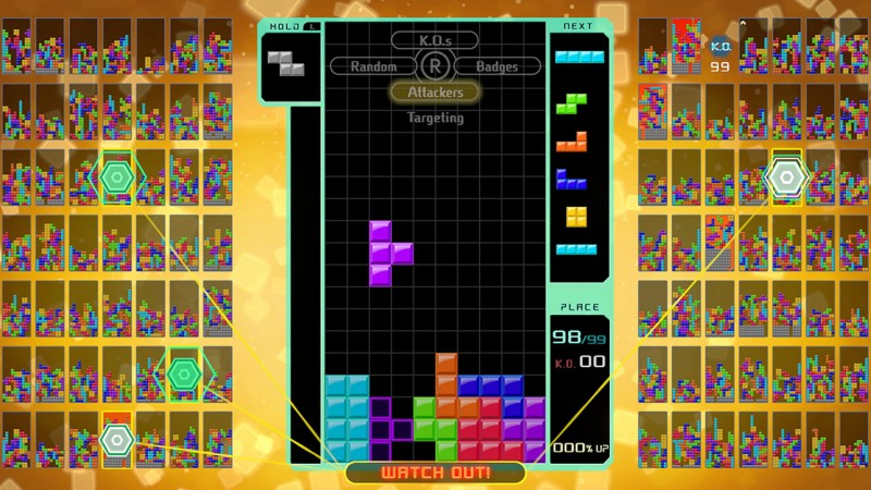 Tetris 99 Is One Of The Best Games Of 2019
