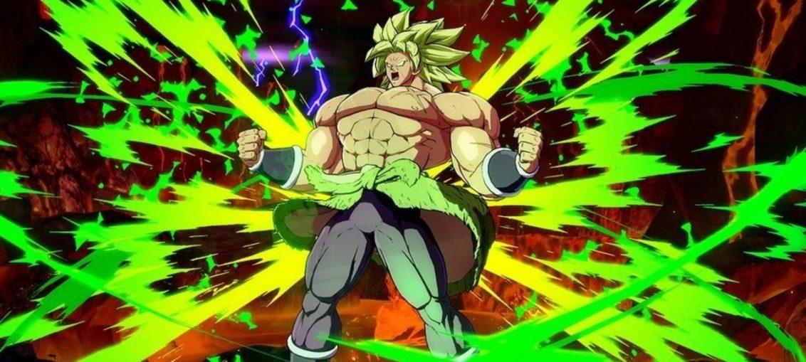The Legendary Super Saiyan Broly (DBS) Joins Dragon Ball FighterZ Next Week