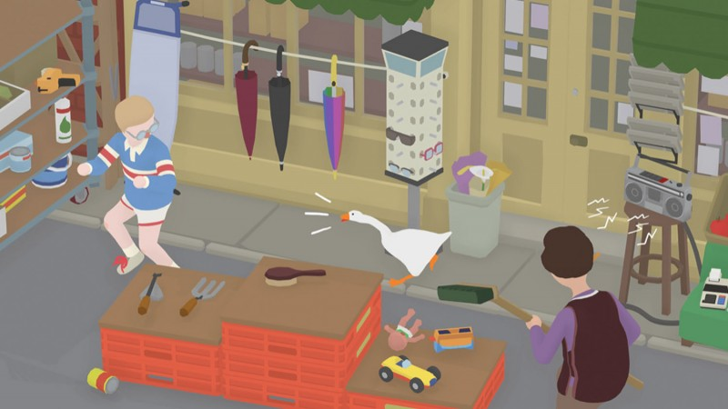 Why Untitled Goose Game Is One Of 2019's Best