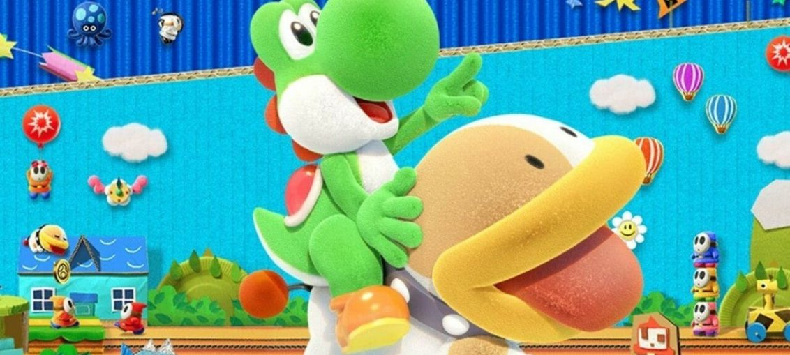 US Retailer Target Briefly Had Yoshi's Crafted World Digital Codes On Sale For Just $1