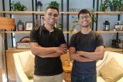 Nektar co-founders Abhijeet Vijayvergiya and Aravind Ravi Sulekha