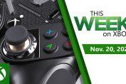 This Week on Xbox: November 20, 2020