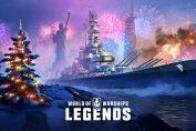 Breaking Ice for the Holiday in World of Warships: Legends