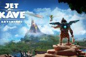 Stone-Fiction Platformer Jet Kave Adventure Now Available
