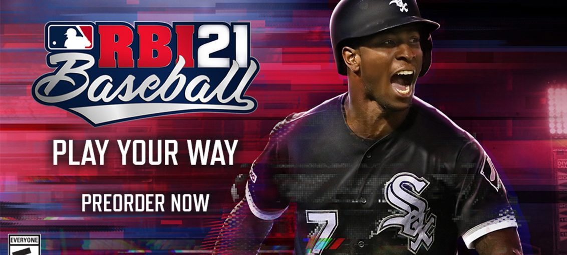Superstar White Sox Shortstop Tim Anderson Graces the Cover of R.B.I. Baseball 21