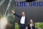 Blue Origin could definitely use more Jeff Bezos in the next decade