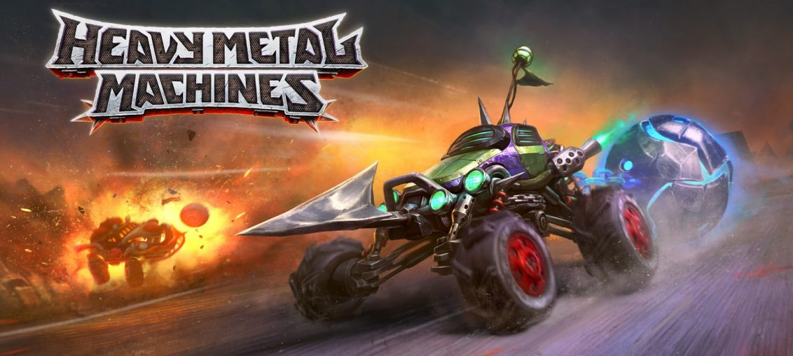 Heavy Metal Machines is Free to Play and Available Now on Xbox