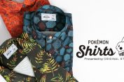 Original Stitch's Pokémon Shirts Range Expands With New Ruby And Sapphire Collection