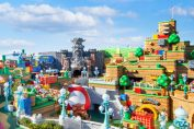 Aerial Photos Provide Further Hope That Super Nintendo World's Donkey Kong Land Is Real