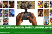 Backward Compatibility Reaches the Clouds for Xbox Game Pass Ultimate Members