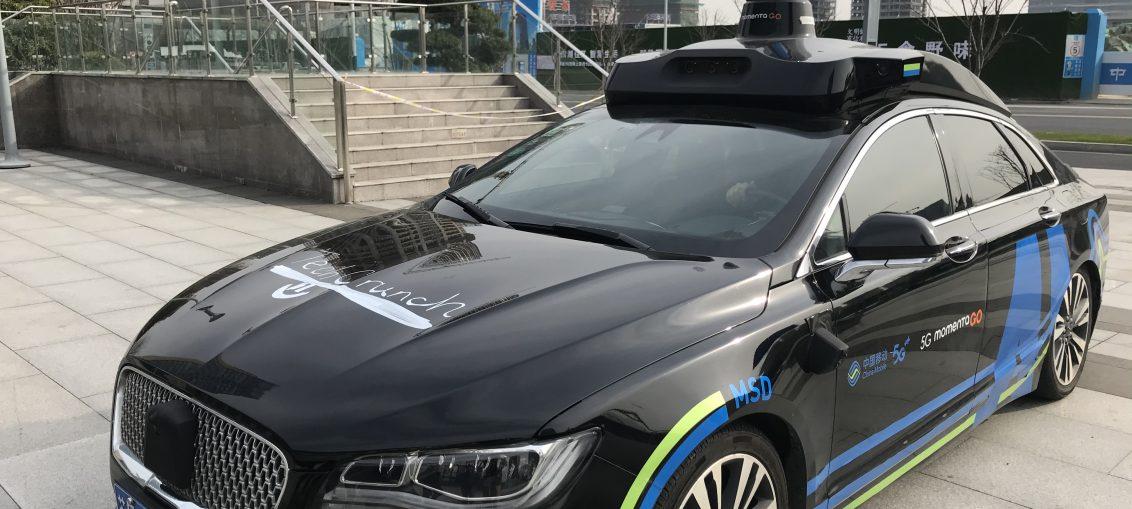 Betting on China's driverless future, Toyota, Bosch, Daimler jump on board Momenta's $500M round