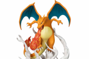 """Incredible 12"""" Charizard Statue Revealed For Hardcore Pokémon Fans"""