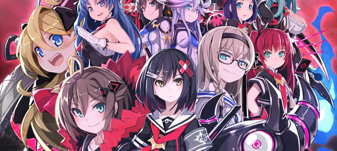 Mary Skelter Finale Brings A New Nightmare To Switch This Fall
