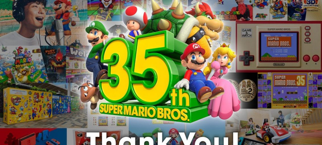 """Nintendo Says Mario Will Continue To """"Power-Up"""" As It Begins To Shut Down His Anniversary Celebrations"""