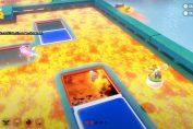 Random: Modder Turns The Floor Into Lava In Super Mario 3D World + Bowser's Fury