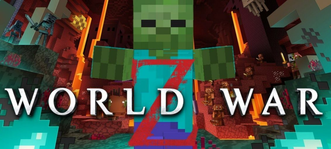 Random: The Author Of World War Z Just Released A Minecraft Novel, And It's Playable, Too