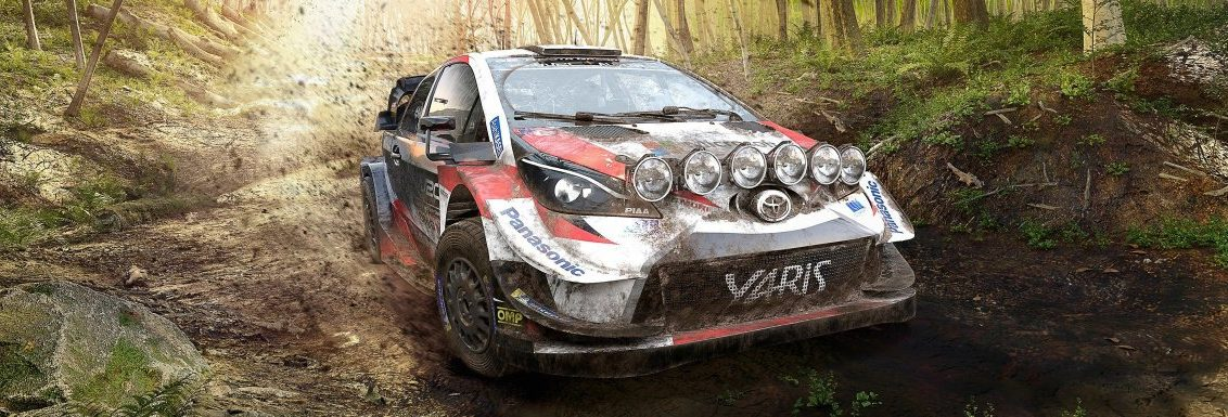 Review: WRC 9 The Official Game - The Best Rally Game On Switch, But That's Not Saying Much