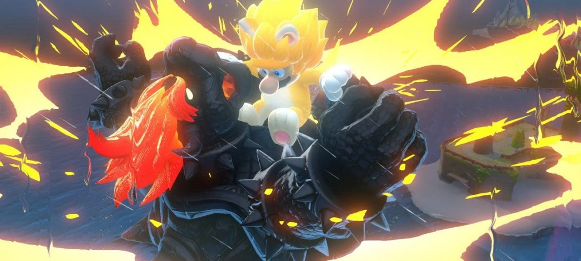 Super Mario 3D World + Bowser's Fury Was The Best-Selling Game Of February (US)
