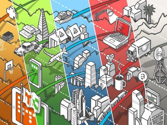Tech companies predict the (economic) future
