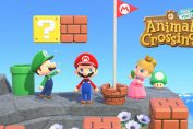 The New Animal Crossing X Mario Warp Pipe Lets You Access The Fourth Level