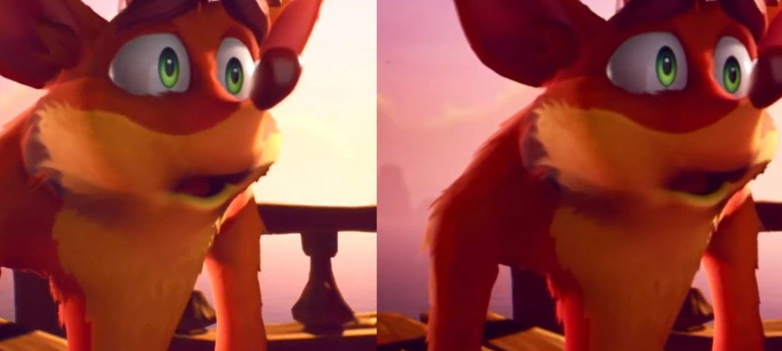 Video: Check Out This Side-By-Side Comparison Of Crash Bandicoot 4 On Switch And PS4 Pro