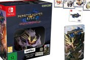 Video: Check Out This Unboxing Of The Monster Hunter Rise Collector's Edition