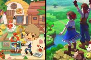 Video: Harvest Moon And Story Of Seasons' First Half Hour, In This Side-By-Side Comparison
