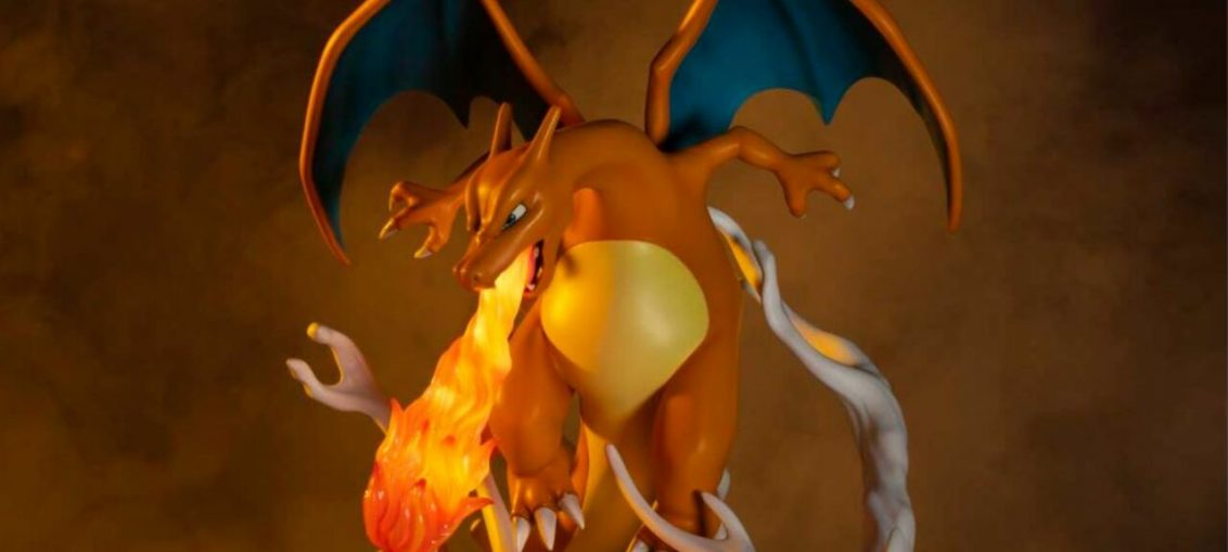 Want To Get Your Hands On This Gorgeous Charizard Statue, Pokémon Fans? Bad News, We're Afraid...