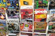 Watch: Video Game Historians Are About To Unbox 600 Rare And Retro Game Magazines