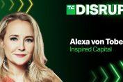 Alexa von Tobel will join Disrupt 2021 as a Startup Battlefield judge