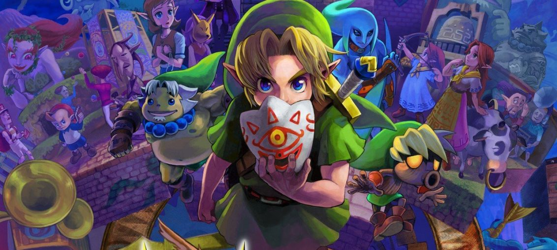 Anniversary: The Legend Of Zelda: Majora's Mask Is Now 21 Years Old In Japan