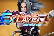 Arika Announces Fighting EX Layer: Another Dash For Nintendo Switch